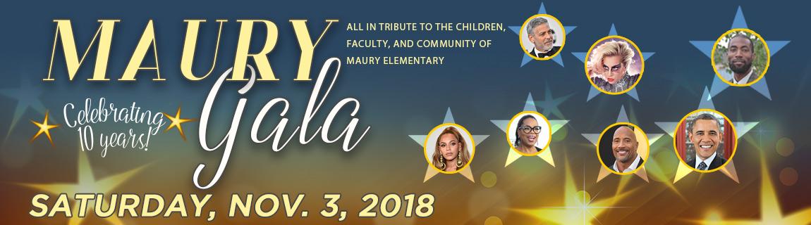 Maury Gala 2018